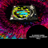 Johnny Karma: PSYCHEDELIC LIBRARY VOL. 3