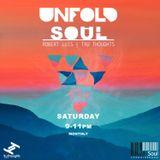 Unfold Soul with Robert Luis // April 2018