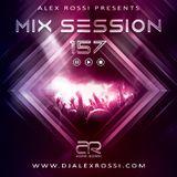 Alex Rossi - Mix Session 157 (Jan 2k16)