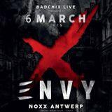 Ulyss - Live at Noxx Antwerp - Badchix pres. Envy 2015 [06-03-2015]