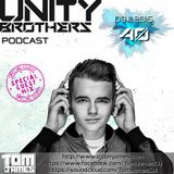 Unity Brothers Podcast #40 [SPECIAL GUEST MIX BY TOM JAMES]