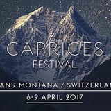 Adriatique Live @ Caprices Festival (Switzerland)  07-04-2017