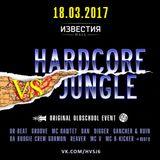hardcore vs jungle (1996) @ aquatoria club / part 3