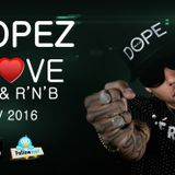 DJ LOPEZ - We Love HIP HOP & RNB - MIX NOV 2016