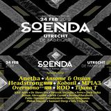 Juan Sanchez @ Soenda Indoor Festival - De Fabrique Utrecht - 24.02.2018