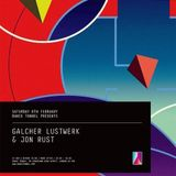 Live at Dance Tunnel: Galcher Lustwerk - 6th February 2016