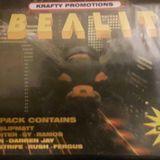 Slipmatt B2B Brisk - Vibealite The Fly, 24th August 1996