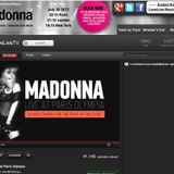 Madonna live in Paris Olympia