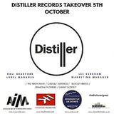 Shoreditch Unsigned presents... DISTILLER RECORDS #29