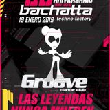 Napo @ Bachatta Techno Factory, 28º Aniversario, Sala Groove, Pinto, Madrid (2019)