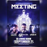 2016.09.21. - Listen Up! presents MEET!NG - Living Room - Wednesday