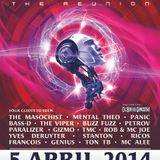 Bass-D @ Eden Rave - The Reunion (05-04-2014)