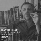 David Blot - 21 Janvier 2016