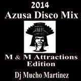 2014 Azusa Disco Mix