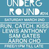SU Introducing 008: Run. Catch. Kiss