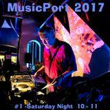 DrummieDave @ Musicport! Set#1 Saturday 10 - 11pm