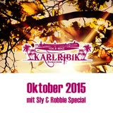 KarlribikRadioShow - Oktober2015