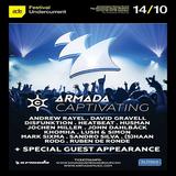 Ruben De Ronde – Live @ Armada Captivating ADE Party 2015