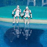 Summertime Stormtroopers by Ronnie EmJay