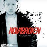 NOVABROKEN - PARIS IS UNBREAKABLE : JANUARY MIX