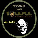 DJ MAURIZIO LESSI - SOULFUL EXPERIENCE SET FEB 017