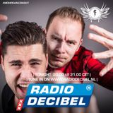 Podcast Martin Dhamen & Mick Roxx (Radio Decibel Amsterdam, The Netherlands) 26-02-2016