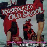 Kickin It Old Skool: Miami Bass Freestyle Music Mix