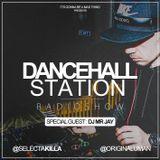 SELECTA KILLA & UMAN - DANCEHALL STATION SHOW #208 - SPECIAL GUEST DJ MR JAY