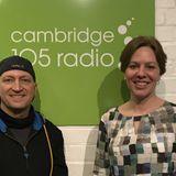 Lori Passmore interview in 2018 on Cambridge 105 Science