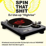 DJ Use-Up Hiphop Live Mixset 'Highrise'