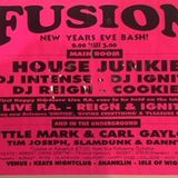 DJ Ignite & MC Double Dutch - Fusion NYE (Jungle Book Takeover, Keats Nightclub, IOW 31-12-94) Set 1