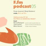 F.FM RA 005 20. FEBRUAR 2019.