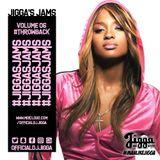 #JIGGASJAMS 06 @OFFICIALDJJIGGA (R&B THROWBACK EDITION)