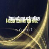 Kollision Techno mit Deep House