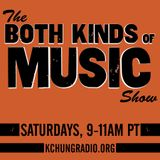The Both Kinds of Music Show 01/15/2015 (from the KCHUNG Archives)