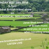 20th May 2018 The Great British Musical Travel Show