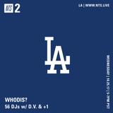 Whodis? w/ DJ +1 & DV - 25th October 2017