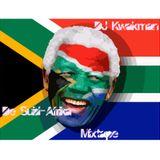 DJ Kwakman - De Suid-Afrika Mixtape