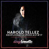 Deeplomatic Recordings - Harold Tellez - Podcast 17 - 22/02/15