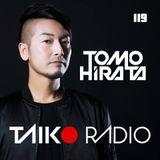 Tomo Hirata - Taiko Radio 119