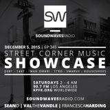 Episode 345 - Street Corner Music Takeover - December 5, 2015