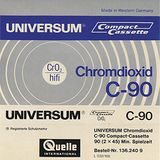 Chromdioxid Mix – Side A  by DJ XITR 08/2014