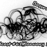 Bassrubber - Podcast #61_January 2014