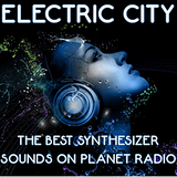 Electric City Show 28 - The best Electronica, Synthpop, New Wave and New Romantic music show.