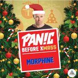 DJ Morphine, Freestyle Oldschool, Live @ Panic before X-Mass, Grenswerk 2016