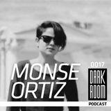 DARK ROOM Podcast 0017: Monse Ortiz