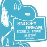 SNOOPY DREAM Disco- winter 1979-80 Mix by Max Collection