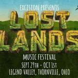 Excision Lost Lands 2017 - Day 1 Live Stream