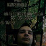 Kwadratt @ Necropolis Sounds Vol. 2 on Electrocution Radio 28.06.2013