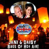 JANI & DAISY - BAGS OF HOT AIR!